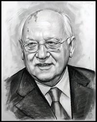 Gorbachev No.3 by jevankelley