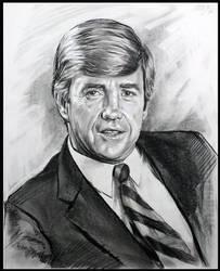 Jack Kemp No.2 by jevankelley