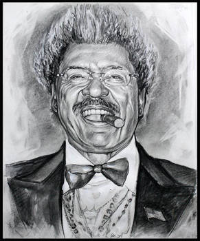 Don King by jevankelley