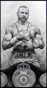 Roy Jones Jr by jevankelley