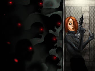 The Zombie Killers Cover by ArtbroSean