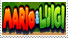 PC | Mario and Luigi Fan Stamp by KirbyTiffTuff4ever