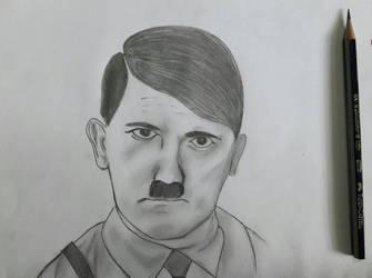 Hitler my man! by Kyurem000
