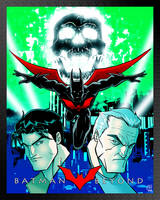 Batman Beyond III by Kenpudiosaki