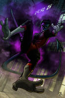 Nightcrawler by Kenpudiosaki