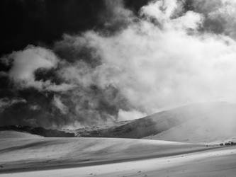 Snow in Syria by Frederik21st