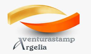 logo aventurastamp by Vigasse
