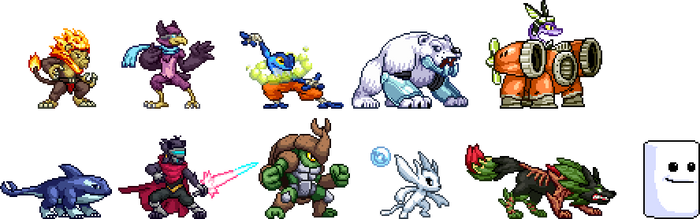 Rivals of Aether by Lisnovski