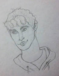 portrait attempt by Gemmabee
