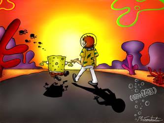 So Long, My Sponge-y Friend... by Mr-Toontastic