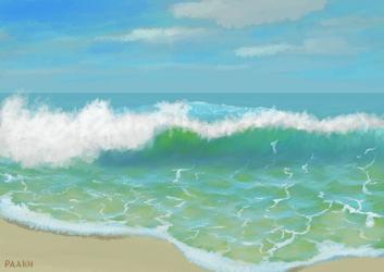 Wave by Kajenx