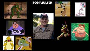 Rob Paulsen by Alexmination98