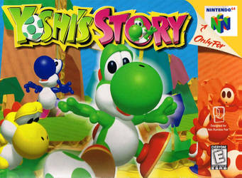 Yoshi's Story review by Alexmination98