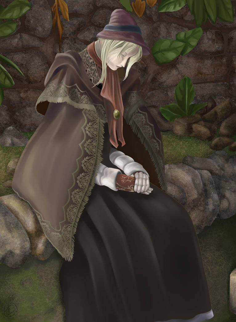 Bloodborne - Doll by KingMetalZel