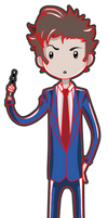10TH DOCTOR by Pahlawa