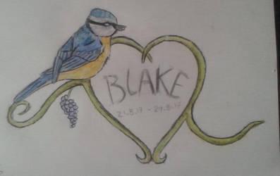 Blake Xx by Galaxy-skywolves