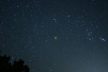 Betelgeuse - Alpha Orionis by Raesyra