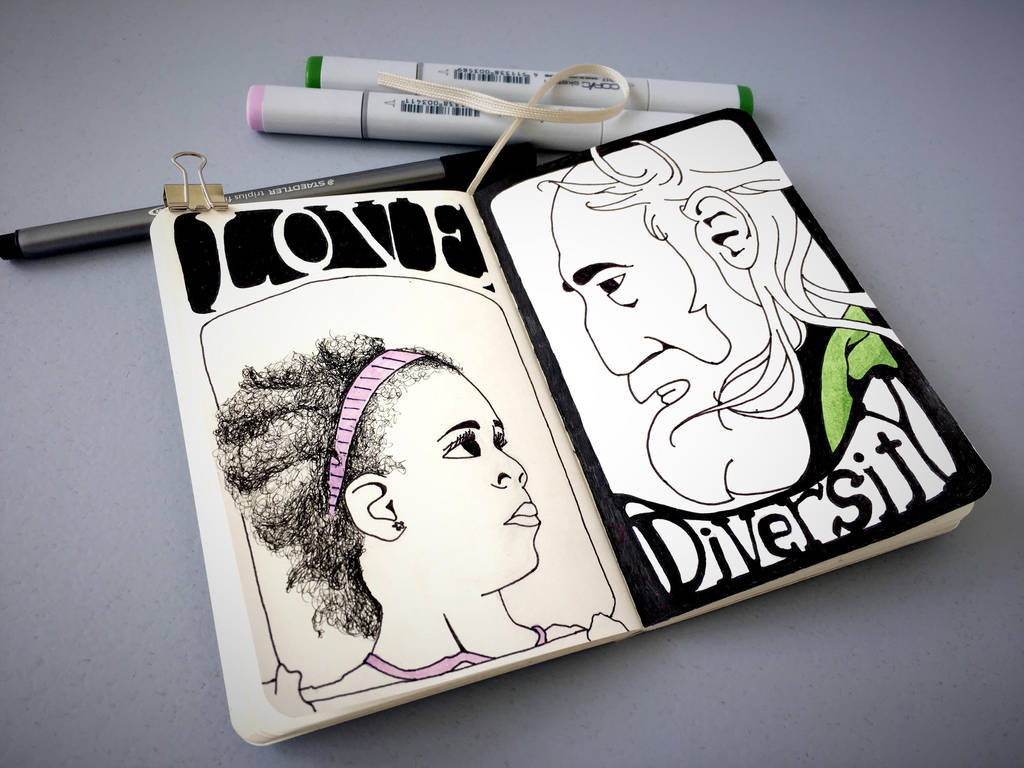 Love Diversity by beowolfMN