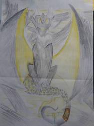 Dragon by RoseThornTalons