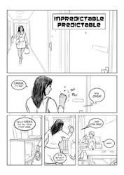 Unpredictable Predictable-01 by X-AEL
