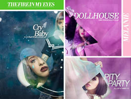 Cry Baby, in your dollhouse, in my pity party by TheFireInMyEyes