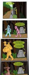 ROund 1 versus Ever page 2 by NightShadered