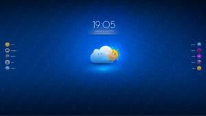 Desktop Screenshot (12/5/2012) by HBluePrince