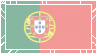 Pastel Portuguese Flag (rq) by s-aray