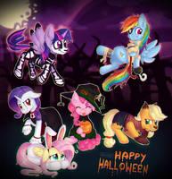 happy halloween by Falldust