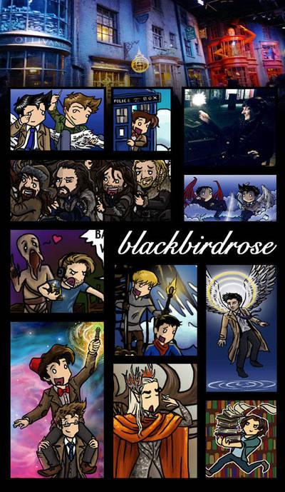 blackbirdrose's Profile Picture