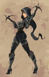 Demon Hunter by mackie85