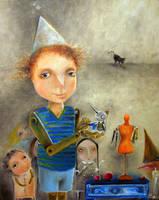 Cultivating A Little Lie by Monica-Blatton