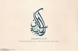 Arabic logo by abdelghany