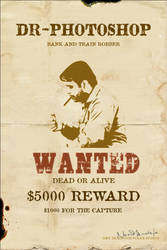 Wanted by dr-photoshop