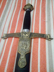 Replica of Lancelot's Sword (Hilt) by Hokins000