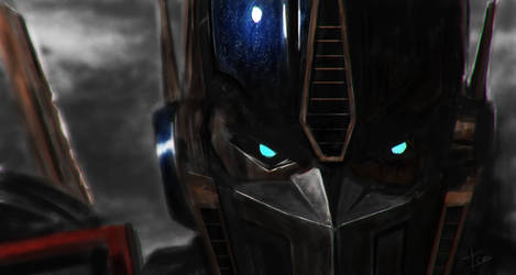 Optimus by z0h3