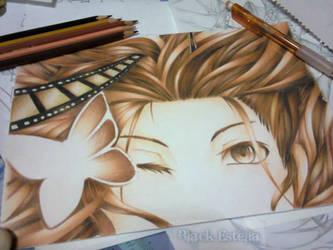 -brown theme- by BlackEstella