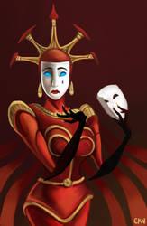 ReBoot - So many moods... by EmpressHelenia