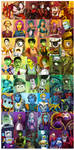 ReBoot - Compilation Poster by EmpressHelenia