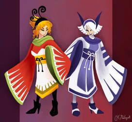 Pokemon - Tower Guardians by EmpressHelenia
