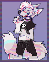 [AT] PASTEL GOTH NRG by SOURISI