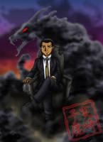 Shogun of Genocide by kojika