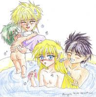 DK Bath Time by kojika