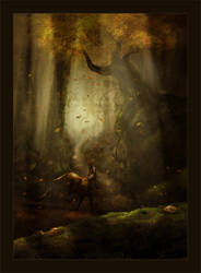 Leafrain by Losmios