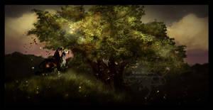 A Summernight Serenade by Losmios