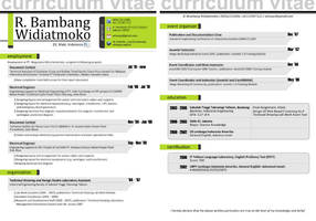 CV design example 01 by wheeqo