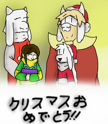 christmas draw but no effort in shades by byoneproductions