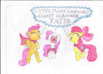 Scanned CMC closet cleaners by joeski87