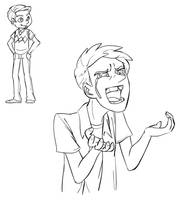 Dan almost changes. Almost. by PerianArdocyl