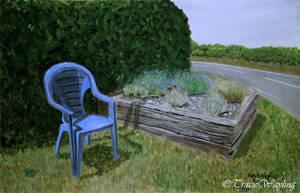 Lavender Fields pt 9 by traciewayling